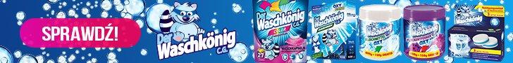 Washkonig - chemia z Niemiec