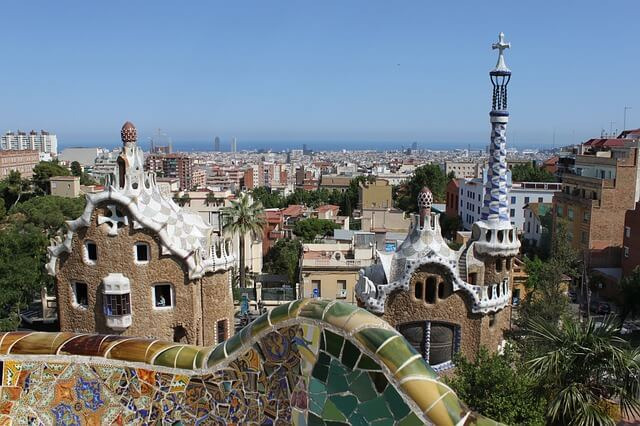 Barcelona - zmysłowa podróż