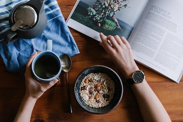 Słodko-gorzkie życie czyli jak jeść zdrowo i smacznie
