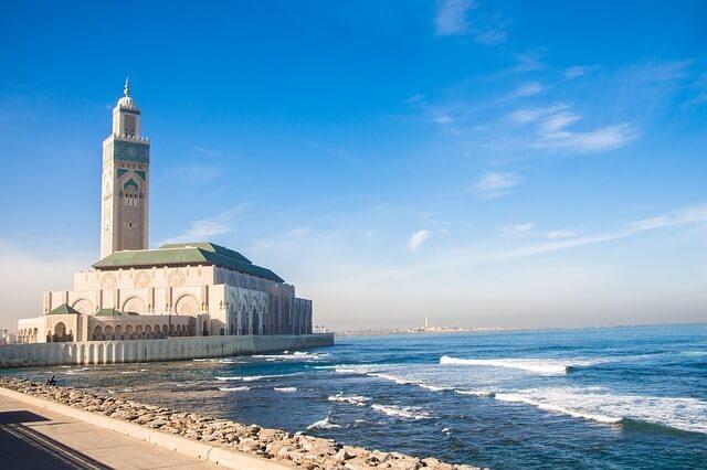 Zagraj to jeszcze raz, Sam czyli podróż do Casablanki
