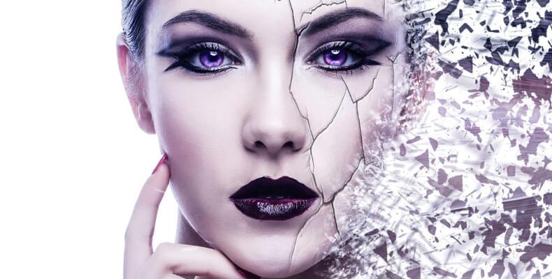 Odmładzający masaż twarzy - starzenie