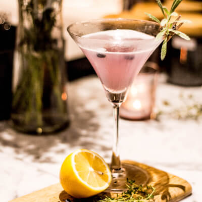 Pomysły na prezent dla NIEJ - komplet kieliszków do martini