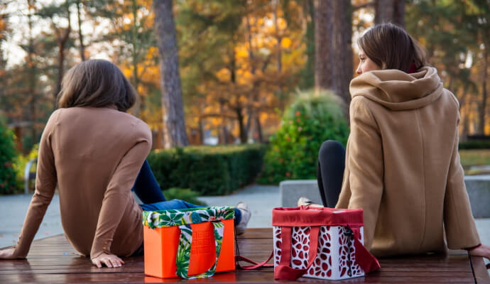 Pomysły na prezent dla NIEJ - torebka