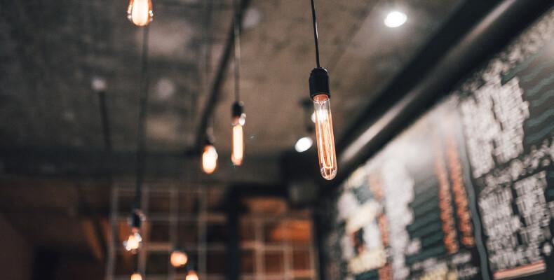 Industrialne oświetlenie
