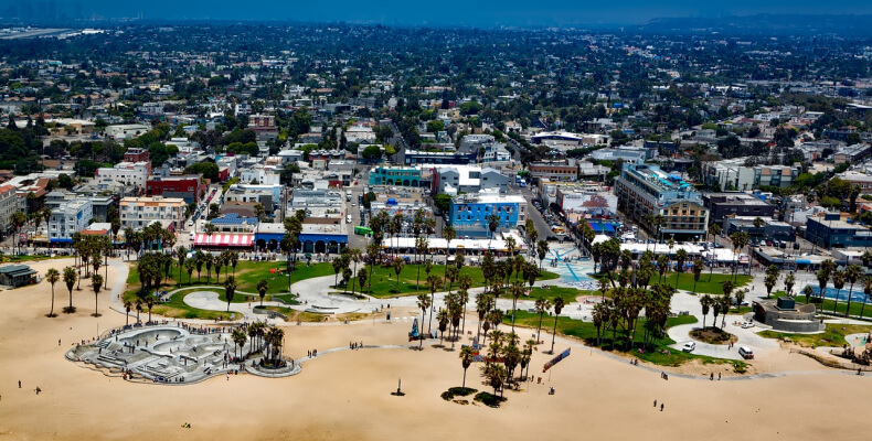Los Angeles atrakcje
