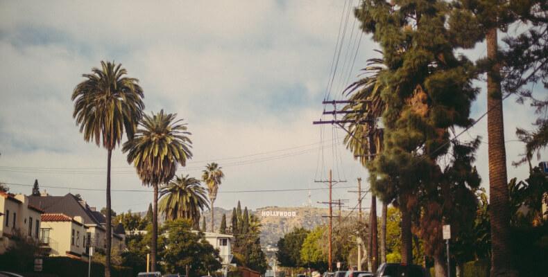 Los Angeles zwiedzanie