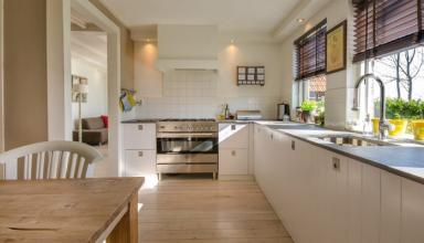 Ekologiczne sprzątanie kuchni