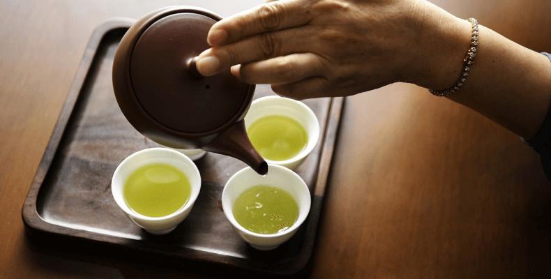 Właściwości herbaty - zielona herbata