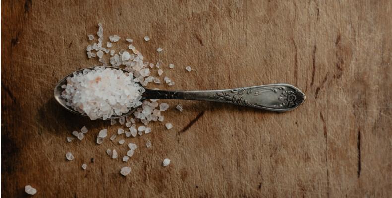 ekologiczne sprzątanie - sól kuchenna