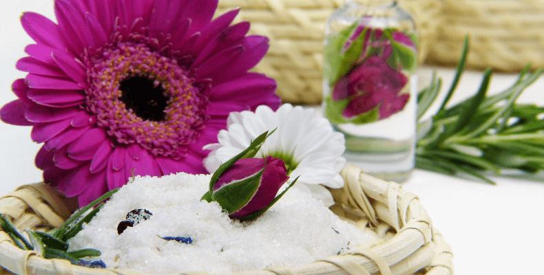 Rośliny łazienkowe - kwiaty w łazience