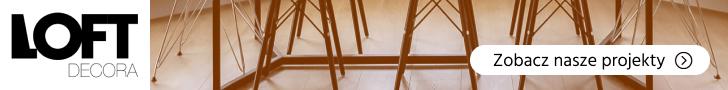Stół industrialny od LOFT Decora