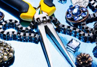 Naturalne kamienie w biżuterii DIY
