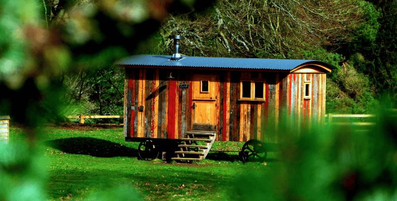 Mikro dom na kółkach
