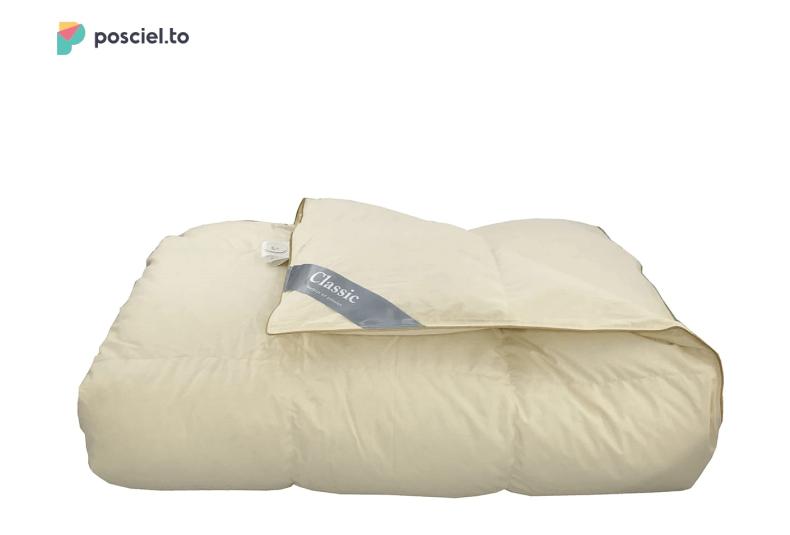 Koldra-puch-gesi-160x200-zimowa-Classic-Poldaun