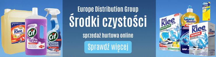 Hurtownia środków czystości - b2b.europedg.pl