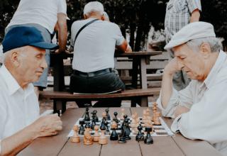 Aktywny senior - aktywność fizyczna osób starszych