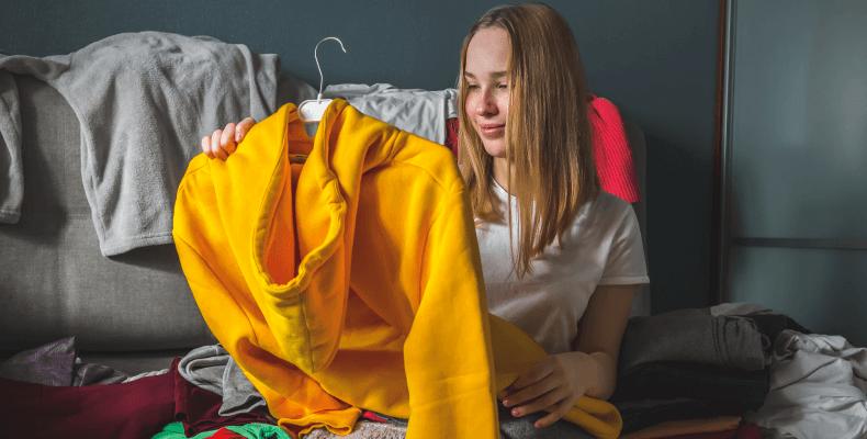 Jak zrobić porządki w szafie