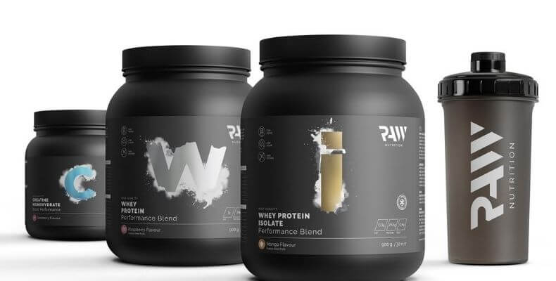Starter pack Raw Nutrition produktowy