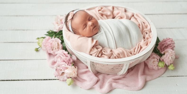 Pieluszki bambusowe i opieka nad niemowlakiem