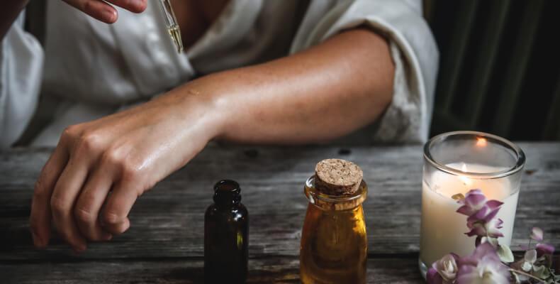 Naturalne olejki właściwości