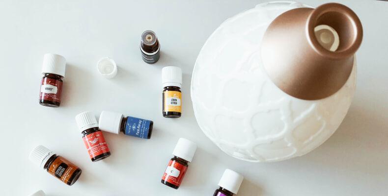 Naturalne olejki. Domowa aromaterapia. Oejki eteryczne