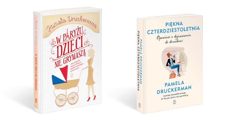 Druckerman W Paryżu i Piękna bryły