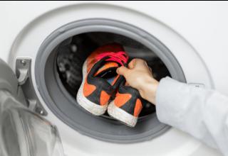 Jak wyprać buty w pralce? Zobacz jak prać buty