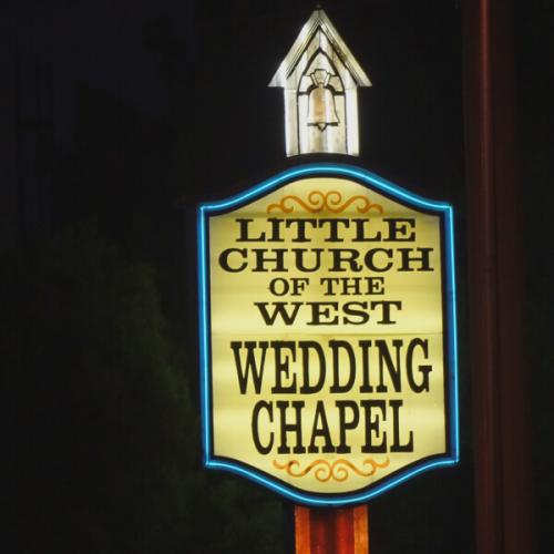 Ślub w Las Vegas - Wedding Chapel