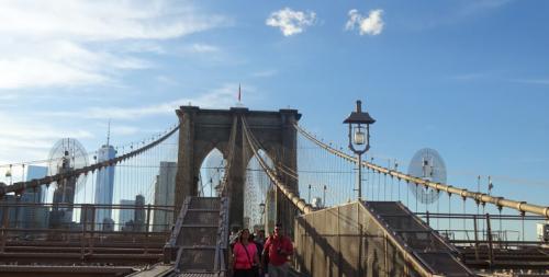 Atrakcje Nowego Jorku - Brooklyn Bridge (2)