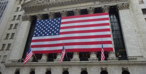 Nowy Jork Wall Street