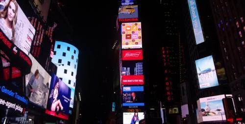 Nowy Jork atrakcje - Time Square (2)